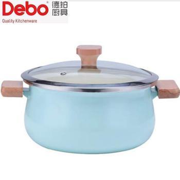 美斯搪瓷汤锅24cm DEP-603