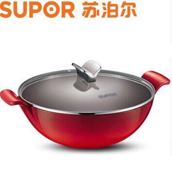 苏泊尔珐琅铸铁锅28cm FLC28A4