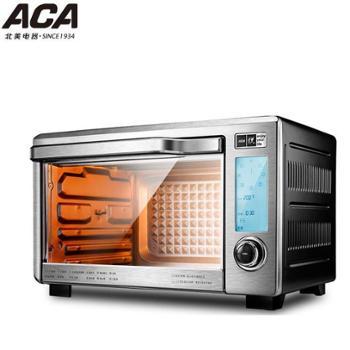 ACA全自动智能WiFi多功能电烤箱 32L ATO-GT320