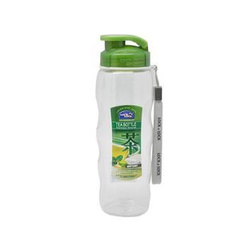 乐扣乐扣 便携塑料运动带茶网水杯 700ml HPP722