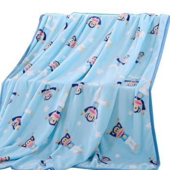 大嘴猴 洋洋得意绒毯 面料100%聚酯纤维 PF0160TZ 150*200CM