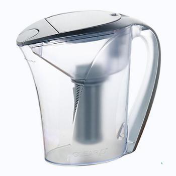 美国可滤美Clear2O滤水壶净水壶 纳米膜过滤水壶 高精度家居快速净水器