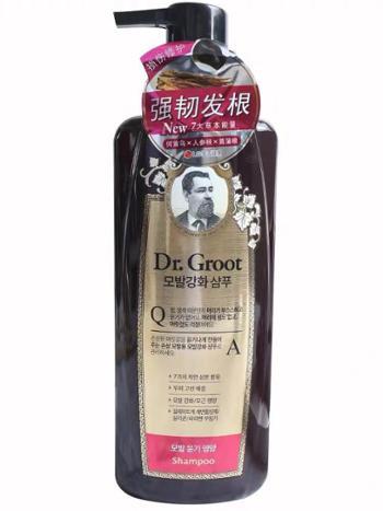 LG克洛特Dr.Groot强韧发根无硅油洗发水400ml