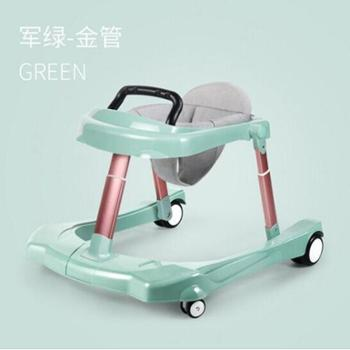 zoko学步车儿童平衡车宝宝学步推车幼儿多功能滑步车1-3岁