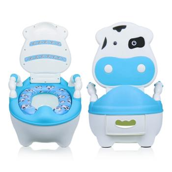 青蛙嘟迪(DuDi)宝宝马桶儿童坐便器男女小孩婴儿尿盆便盆