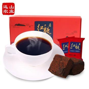 远山农业手工甘蔗红糖200g*1盒