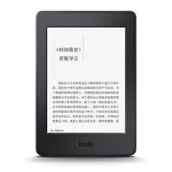 亚马逊KindlePaperwhite电子书阅读器(购买即送贴膜+壳)
