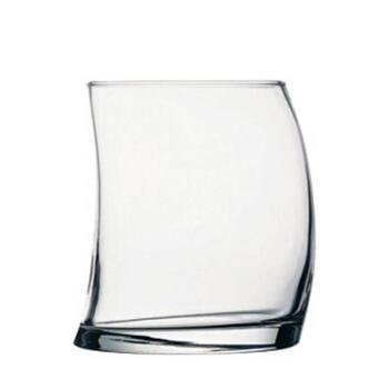 帕莎帕琦Pasabahce欧洲进口扬帆系列玻璃杯370ML6只礼盒装41500