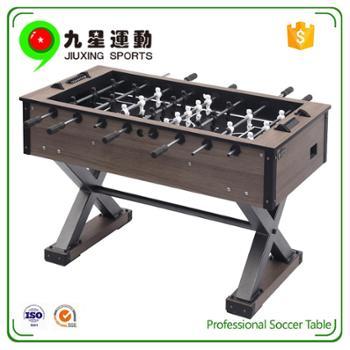 九星运动JX-169桌上足球专业足球台中国桌上足球公开赛指定赛台