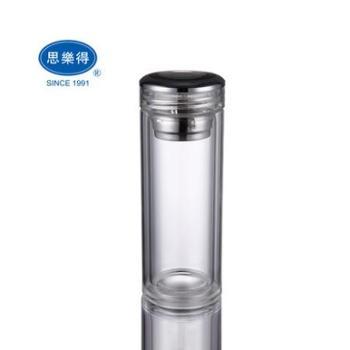 【劳防用品】思乐得双层玻璃杯(茗琅杯)GDC-350WA350ml