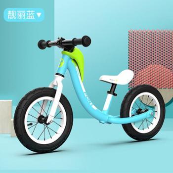 优贝铝合金2-3-6岁儿童平衡车滑步车宝宝/小孩玩具溜溜车滑行学步