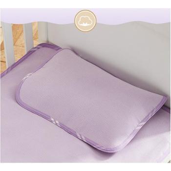 大朴 A类品质 婴儿床老粗布两件套 枕套+床单 65*125cm可水洗可机洗 纯棉亲肤 清爽一下
