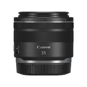 佳能(Canon)RF35mmF1.8MACROISSTM广角微距镜头微单镜头