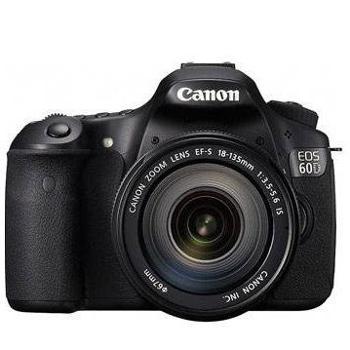 现货 佳能60D中套 未拆封 Canon/ 60D套机(18-135mm) 单反相机