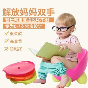 babyhood儿童坐便器宝宝座便器小马桶婴幼儿坐便器尿盆便盆