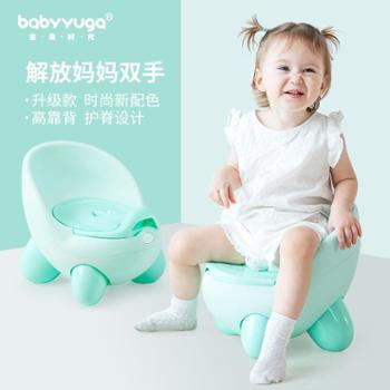 宝贝时代儿童坐便器男女宝宝小马桶圈座便器小孩尿盆便盆婴幼儿