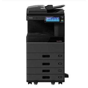 东芝(TOSHIBA)e-STUDIO2000AC A3彩色复合机(主机+双面器+双面输稿器+第二纸盒)