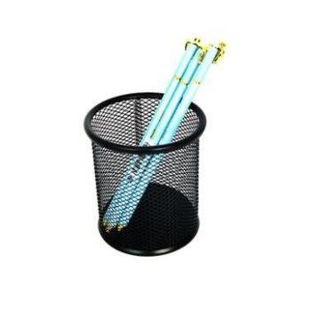 晨光ABT98404铁丝网笔筒 金属网状笔筒