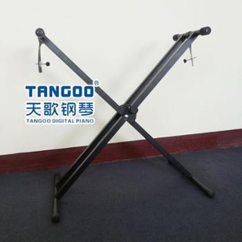 61键/76键/88键X支架电子琴电钢琴专用铁制加厚支架双管支架