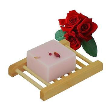纯天然玫瑰精油手工皂 亮白滋润 精油皂 祛黄亮白皂 去黄 精油皂