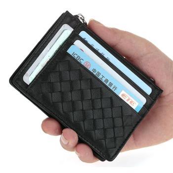 杜尔驾驶证皮套真皮男士汽车钥匙包卡包薄女式公交卡套韩国零钱包