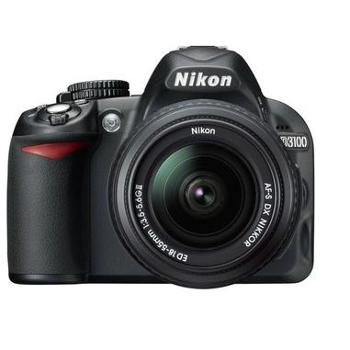 Nikon/尼康D3100套机(18-55mm)D310018-55VR套机防抖套机