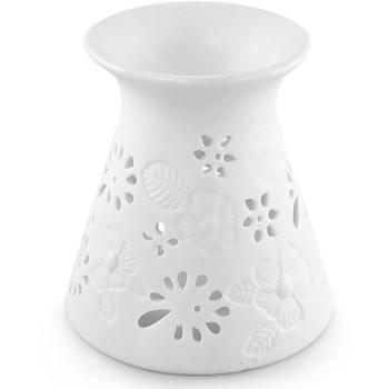 雅香居 纯手工制作磨砂陶瓷镂空香薰炉精油蜡烛熏香炉送精油