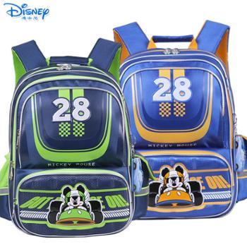 迪士尼儿童1-4年级双肩减负卡通书包MB0516
