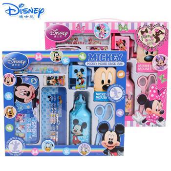 迪士尼小学生儿童卡通学习用品文具盒套装