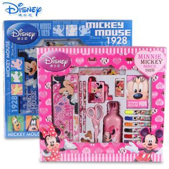 迪士尼大礼包米奇小学生文具书包礼盒Z6970