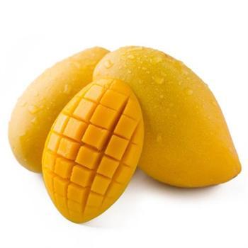 易果生鲜-广西高乐蜜甜芒果4个200g以上/个