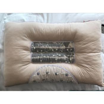 英国雅迪娜家纺荞麦磁力保健枕芯护颈椎单人学生枕成人一对拍2喜莱雅