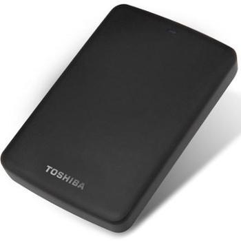 东芝移动硬盘1TB/2TB 黑甲虫 A2 1TB/2TB USB3.0 2.5寸 移动硬盘
