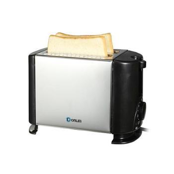 Donlim/东菱TA-8600多士炉2片烤面包机家用全自动早餐机吐司机