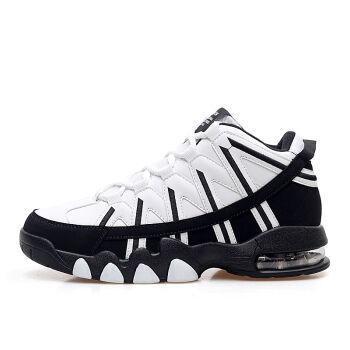 耶斯爱度透气减震篮球鞋(三毛5500)