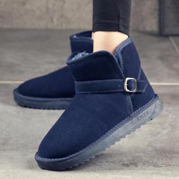 耶斯爱度加绒棉鞋(潮鞋汇5859)