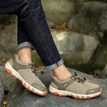 耶斯爱度越野旅游徒步鞋(OAT6601)