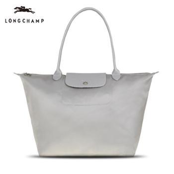 Longchamp厚款尼龙包长柄1899