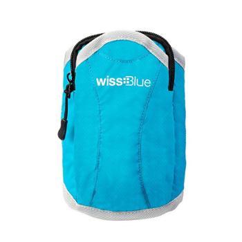 维仕蓝wissblue 多功能休闲运动手臂包WB1118-B