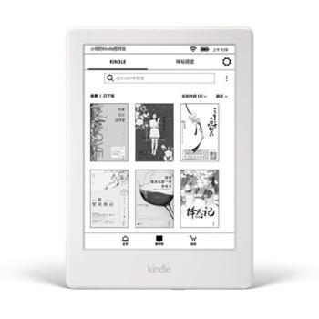 亚马逊kindleX咪咕 电子书阅读器(请备注下颜色,黑白两色,默认黑色)