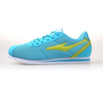 鸿星尔克 户外运动 网球鞋 新款运动鞋女鞋休闲生活网球鞋耐磨女跑鞋 包邮