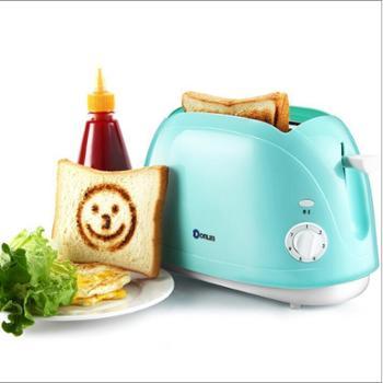 限海南地区购买 Donlim/东菱 DL-8773烤面包机家用多功能早餐吐司机全自动多士