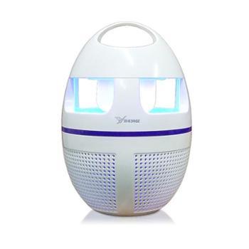 雅格YG-5624灭蚊灯紫光家用孕妇婴儿捕蚊子器静音环保吸入式蚊灯