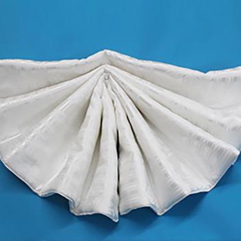 双面夹层竹纤维护垫枕套