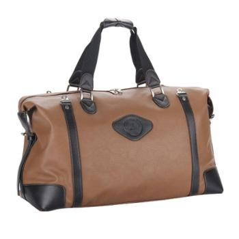 森泰英格新款男士商务手提旅行包短途出差旅行袋行李包休闲行李袋