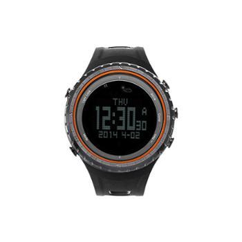 松路FR801气压表海拔高度男女士登山计步钓鱼温度指南针卡路里手表时尚运动多功能防水
