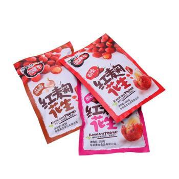 园康龙休闲零食花生礼盒