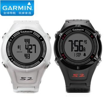Garmin 美国佳明 Approach S2高尔夫GPS腕表 高尔夫专用腕表 24小时搜星定位