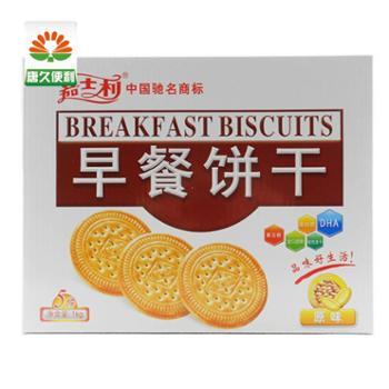 嘉士利早餐饼干800g