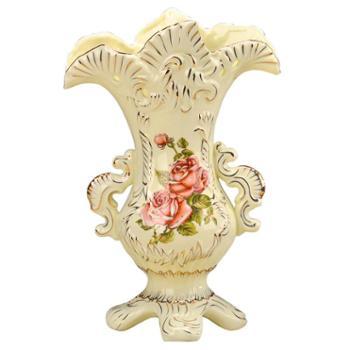友来福欧式奢华意大利*瓷花瓶